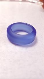 Blauwe ring
