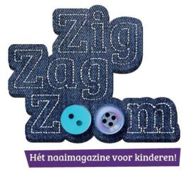 ZigZagZoom - naaimagazine voor kinderen