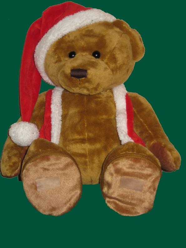 Kerstbeer met naam