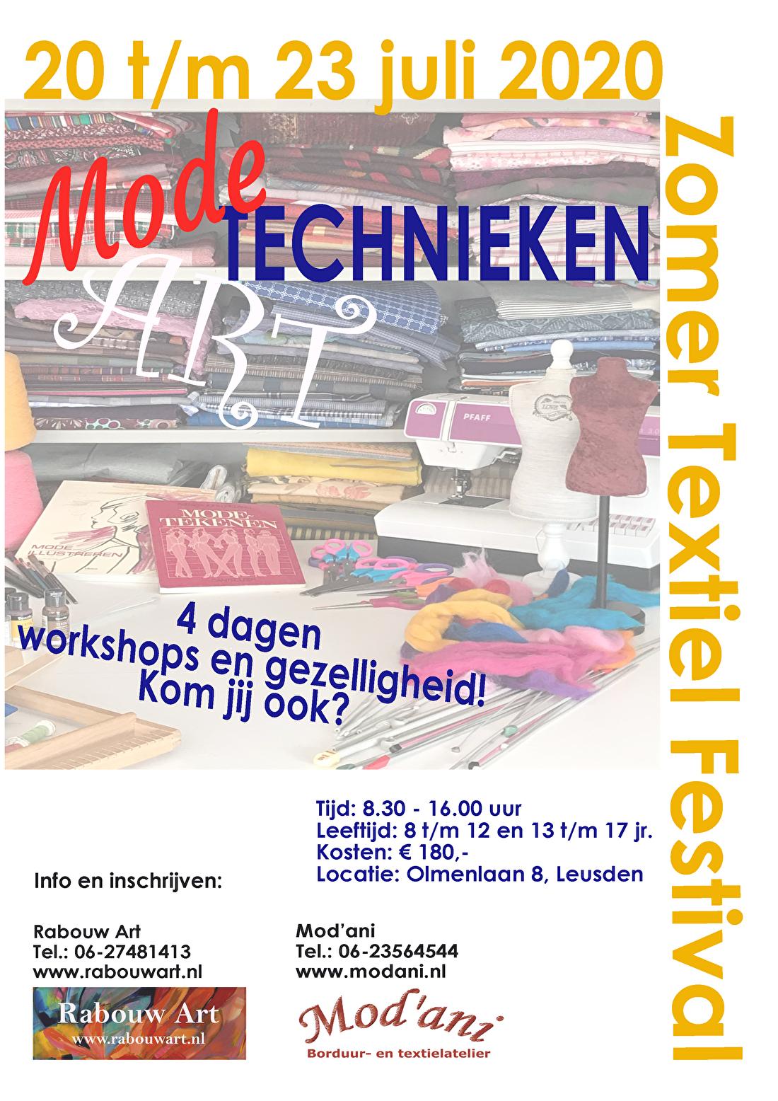 Zomer Textiel Festival