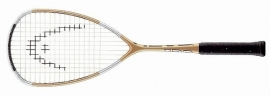 Head Liquidmetal 150 squash racket - gebruikt