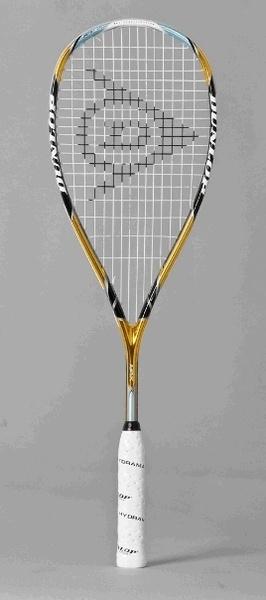 Dunlop Aerogel 4D Max squash racket