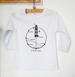 T-shirt Me stadsie