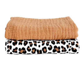 Swaddle S Luipaard