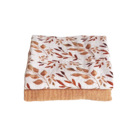 Swaddle S Leaves Camel