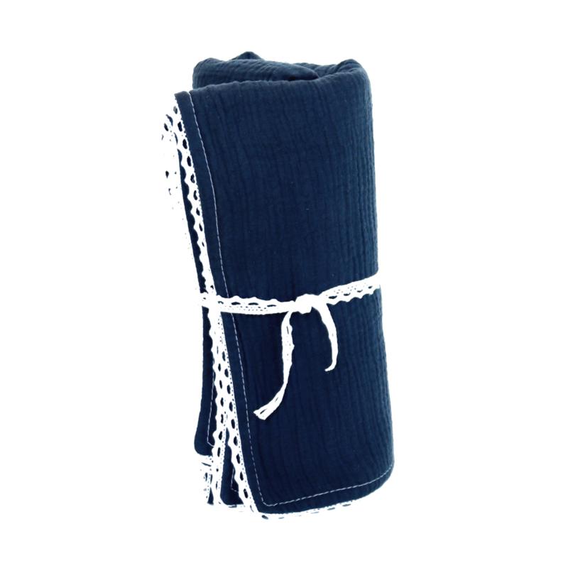 Swaddle DekenJeans blue