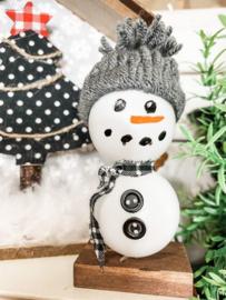 Snowman Balls