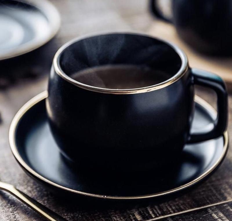 Black Vetiver Cafe