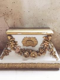 Antieke franse console