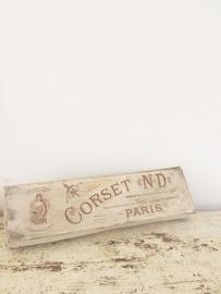 Franse corset doos
