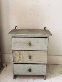 Mooi sober ladenkastje/ Beautiful sober load box
