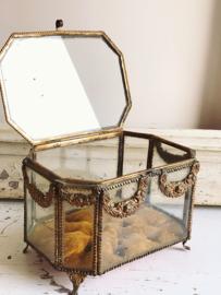 Groot frans  juwelen vitrine
