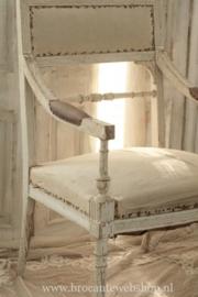 Antieke fauteuil VERKOCHT