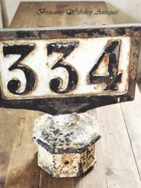 Unique LARGE antique object