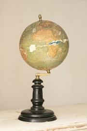 Antieke franse desktop globe