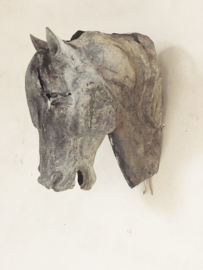 Old sinc french horse head