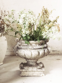 Antique chateau vase