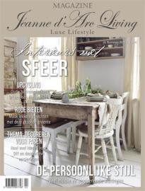 Verwacht....Jeanne d'Arc Living magazine nr: 2 2021