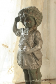 Oud frans beeldje