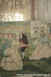 Frans schilderij VERKOCHT