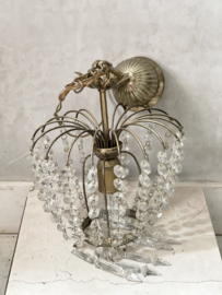 A beautiful french chandelier