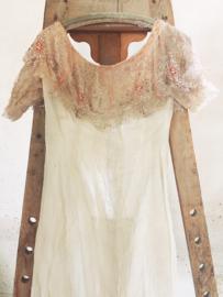 Franse antieke jurk/ French antique dress