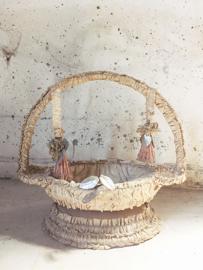 Antieke bruidsmand/ Antique bridal basket