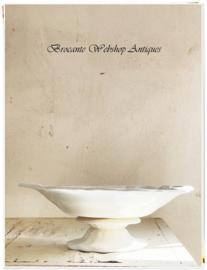 Antique serving dish/ plate