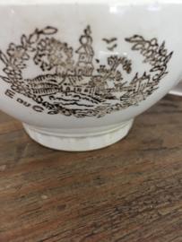 Café latte bowl