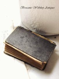 Antiek kerkboekje