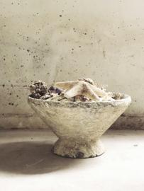 French garden vase