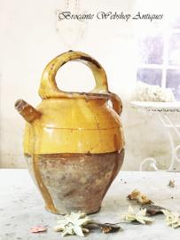 Olive oil jug