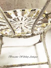 Arras tuin/garden stoel