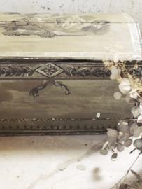 Antieke franse bruidskist