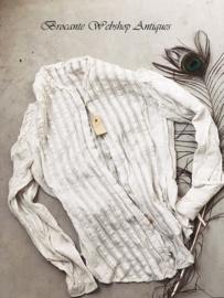 Franse antieke blouse