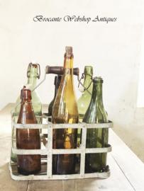 Sinc bottle rack