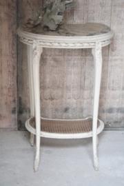 Antieke franse side table