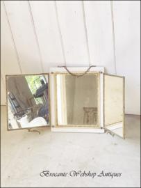 Beautiful UNIQUE triptych mirror