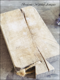 Antique french cutting board