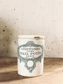 Confiture pot - Felix Potin-