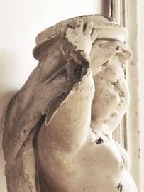 Frans ornament/ console