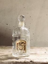 Eau de cologne bottle