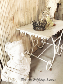 French butcher table/ Patisserie table