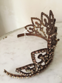 Antieke kroon/ Antique crown  PARIS