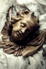 Brocante engel VERKOCHT