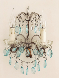 French applique lamp