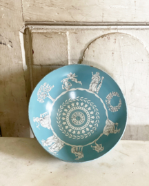 Metalen kom/ bowl  1960