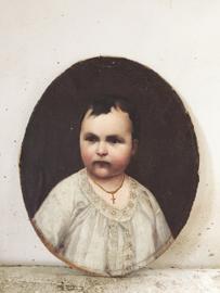 Frans kinder portret/ French child portrait