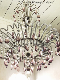 French unique chandelier