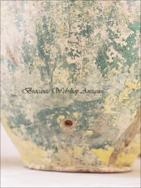 Antiek zuid franse biot vaas